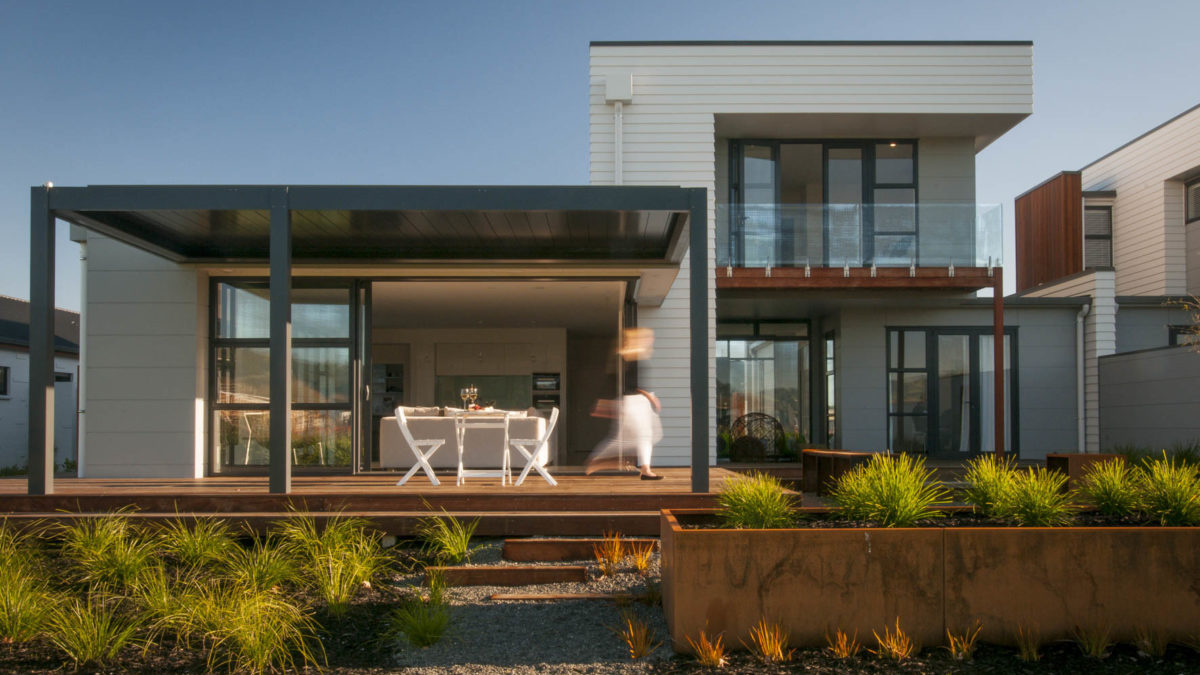 Linea Weatherboard & Stria Cladding