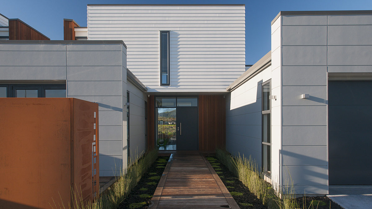 Stria Cladding & Linea Weatherboard
